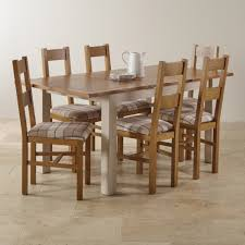 oak dining table and chairs. Rustic Oak Dining Table Sets Best Gallery Of Tables Furniture | And Chairs G
