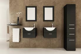 Small Bathroom Cabinet Wall Mounted Vanities For Small Bathrooms Campernel Design