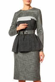 <b>Костюм</b>: <b>блуза</b>, <b>юбка Adzhedo</b> (Аджедо) арт 8620/W18101552834 ...
