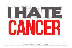 I Hate Cancer Quotes Enchanting I Hate Cancer Quote And Artwork Maury Peg It Board