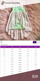 Nwt Unik Toddler Girl High Low Dress Nwt Unik Toddler Girl