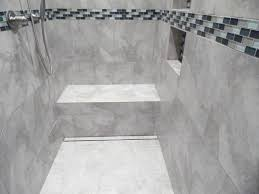 tiled showers. beautiful white tiled shower images linear drain with custom showers gallery