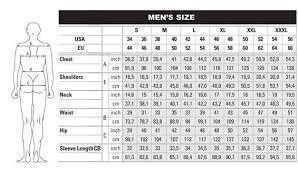 Abu Pants Size Chart Www Bedowntowndaytona Com
