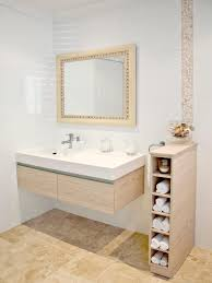 Bathroom Storage Cabinets Floor Tall Bathroom Cabinets Hgtv