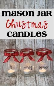 ❄ 4 DIY Holiday Mason Jar Room Decorations  Gift Ideas ❄  YouTubeMason Jar Crafts For Christmas