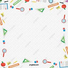 Stationery Learning Supplies Border Material Free To Pull