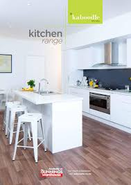Kitchen Kaboodle Furniture Kaboodle Kitchen New Zealand Catalogue By Diy Resolutions Issuu