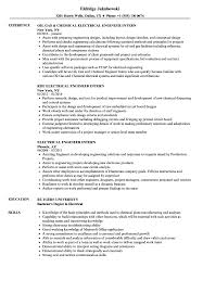 curriculum vitae for internship electrical engineer resume sample india for construction doc