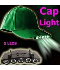 Best Hat Clip Light 5 Led Headlamp Clip On Led Cap Hat Light For Hunting And Camping Black