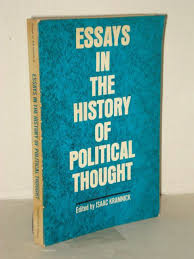 best philosophy books classic existentialism modernism  essays in the history of political thought by isaac kramnick philosophy books progressive books fah451bks