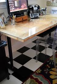 roadside rescued and up cycled office storage, diy, home office, painted  furniture,