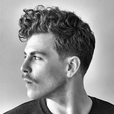 Fashion Best Men Curly Hairstyle Agreeable The Best Curly Hair