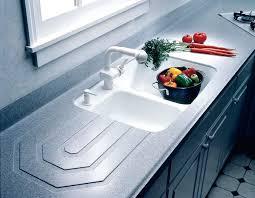 sink options for quartz countertops drain board sink options for quartz countertops