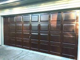 minwax gel stain garage door gel stain metal garage door painting fiberglass mahogany designs refinish crochet it creations s decorating for fall on a