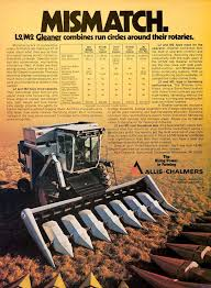 152 best allis chalmers images on pinterest allis chalmers wiring diagram for m2 gleaner combine at Wiring Diagram For M2 Gleaner Combine