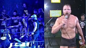 <b>Bullet Club</b> member offers to help Jon Moxley against The Elite