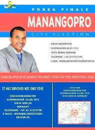 Political Event Flyer Political Brochure Template Elegant Promotion Free Flyer Templates