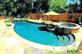 Pool Designs For Small Backyards Impressive In Ground Pool Designs For Small Yards In Gallery Pool Design That