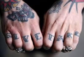 татуировки как искусство