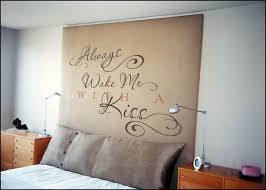bedroom wall decor romantic. Fine Bedroom BedroomEnticing Romantic Bedroom For Valentine Display Gorgeous Always On Wall  Decor Vintage Diy Quotes O