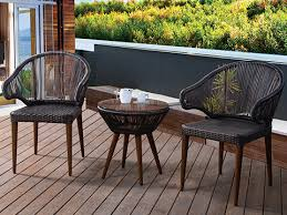 balcony patio furniture. Synthetic Rattan Furniture Outdoor Deck Small Balcony Patio L