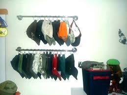 baseball cap hanger decoration storage hat rack ideas startling home decorations then over the door shoe baseball cap hanger