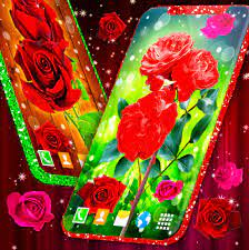 Red Rose Live Wallpaper for Android ...