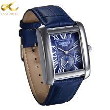 online get cheap classic mens watches top 10 aliexpress com lancardo classic rectangle watch men quartz watch fashion clock men watches top brand luxury wristwatch relojes