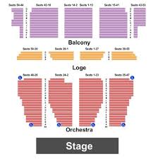 Nourse Theatre Seating Chart Nourse Theatre San