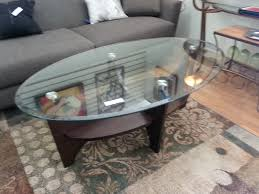 furniture coffee tables sets oval side table small oval