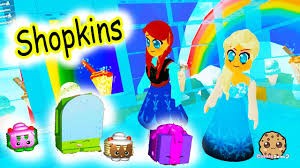 Shopkins In My Cookie World Fashion Frenzy Roblox Let S Play