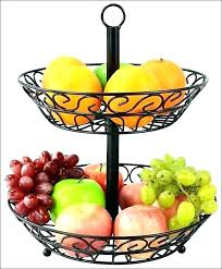 fruit holder for kitchen fruit basket holder fruit holder stand medium size of storage fruit basket
