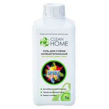 <b>Гель д стирки</b> clean home антизапах д спортивной одежды и ...