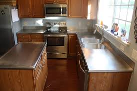 stainless steel countertops raleigh