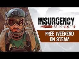 Insurgency Sandstorm Free Weekend On Steam Youtube