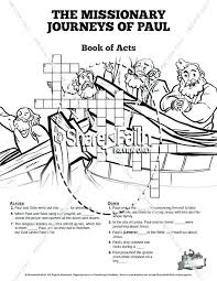 Apostle Paul Shipwrecked Coloring Page Terrific Apostle Shipwrecked