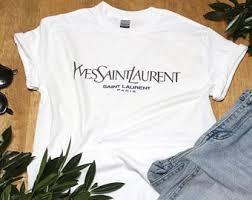 <b>Ysl shirt</b>   Etsy