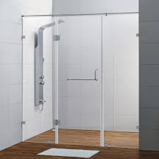 customised shower partition