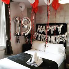 hotel room decoration packages