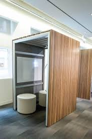 private office design ideas. semi private phone booth contain some of the noise small open workspace office design ideas