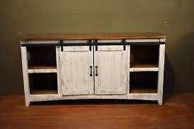 image is loading diyhd wooden cabinet double mini sliding barn door