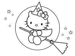 Kitty Coloring Sheets Drfaull Com