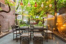 Small Picture East 51st Townhouse Small Garden Ideas Design houseandgarden