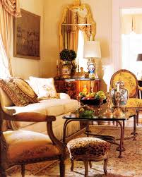 Leopard Chairs Living Room Country French Living Room Gilded Mirror Fauteuil Side Chairs