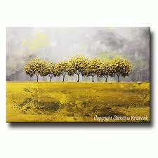 wall decor stunning grey and yellow wall decor yellow