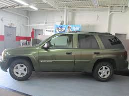 2002 CHEVROLET TRAILBLAZER for sale at Friedman Used Cars ...