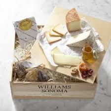 taste of europe cheese gift crate