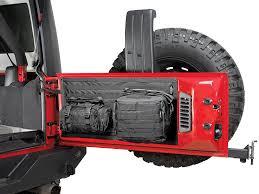 Smittybilt G.E.A.R. Tailgate Cover for 07-18 Jeep Wrangler JK ...