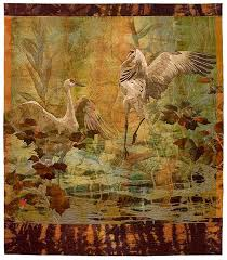 1280 best Art Quilts images on Pinterest | Patchwork quilting ... & Fabricating Nature with Marilyn Wall: Masters Art Quilts Give Away part III Adamdwight.com