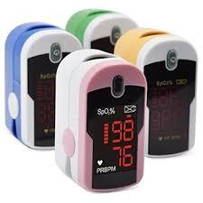 Concord <b>Fingertip Oximeter</b> | <b>Digital Finger</b> Pulse <b>Oximeter</b>